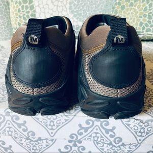 Merrell Shoes - Merrell   Chameleon Kangaroo Leather Hiking Shoes